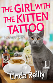 linda reilly's the girl with the kitten tattoo